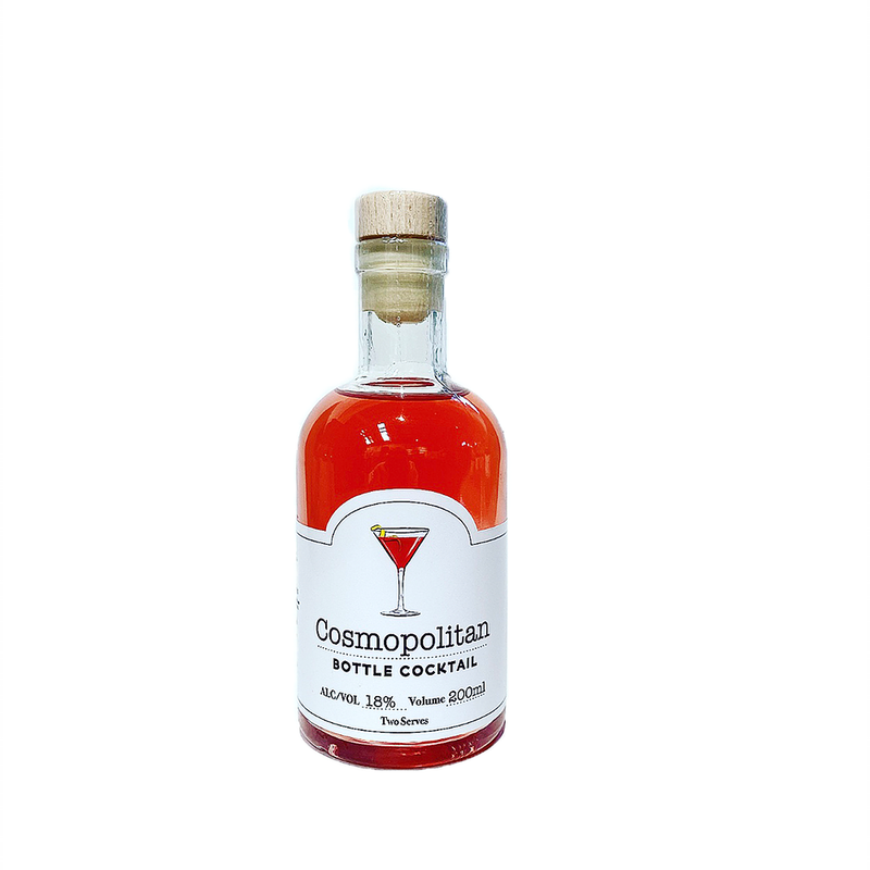 Cosmopolitan Bottled Cocktail