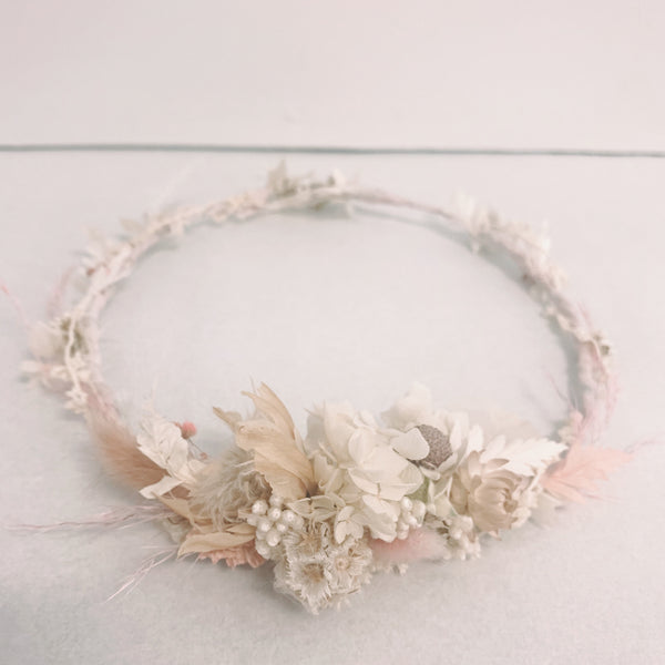 Flower Crown - dried/preserved