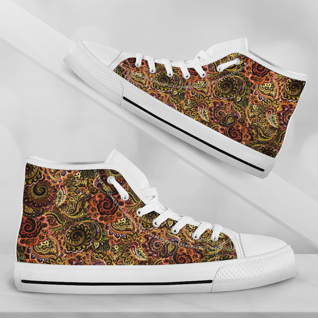 Paisley Amber Gold & Rose - thesneaker-shop