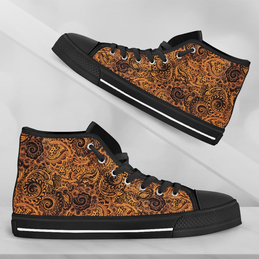 Paisley Chocolate Gold - thesneaker-shop