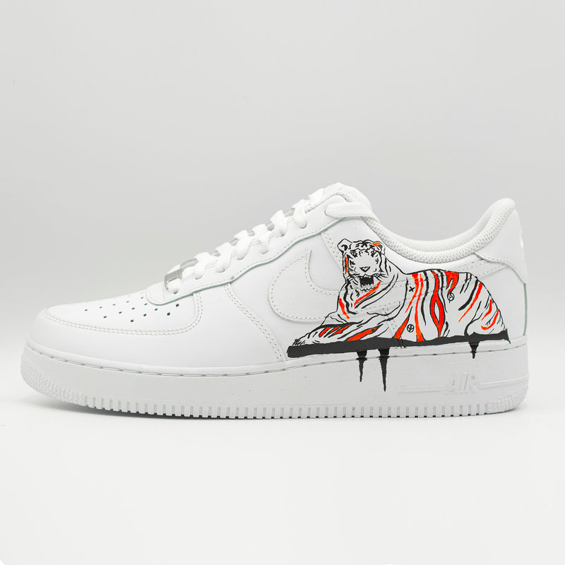 Gaza Tiger - Custom Air Force 1