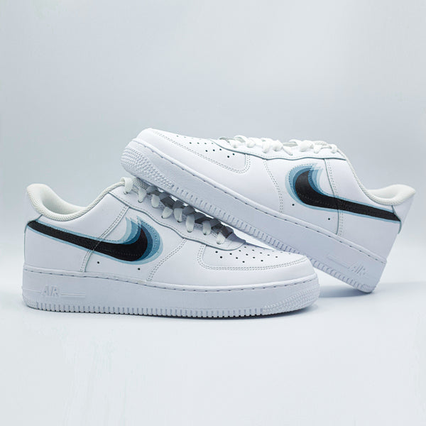 placca air force 1
