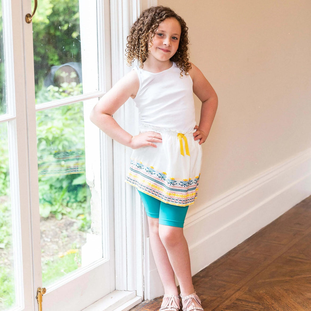 Tights - Kids Stay Cool Shorts - Beach Bum