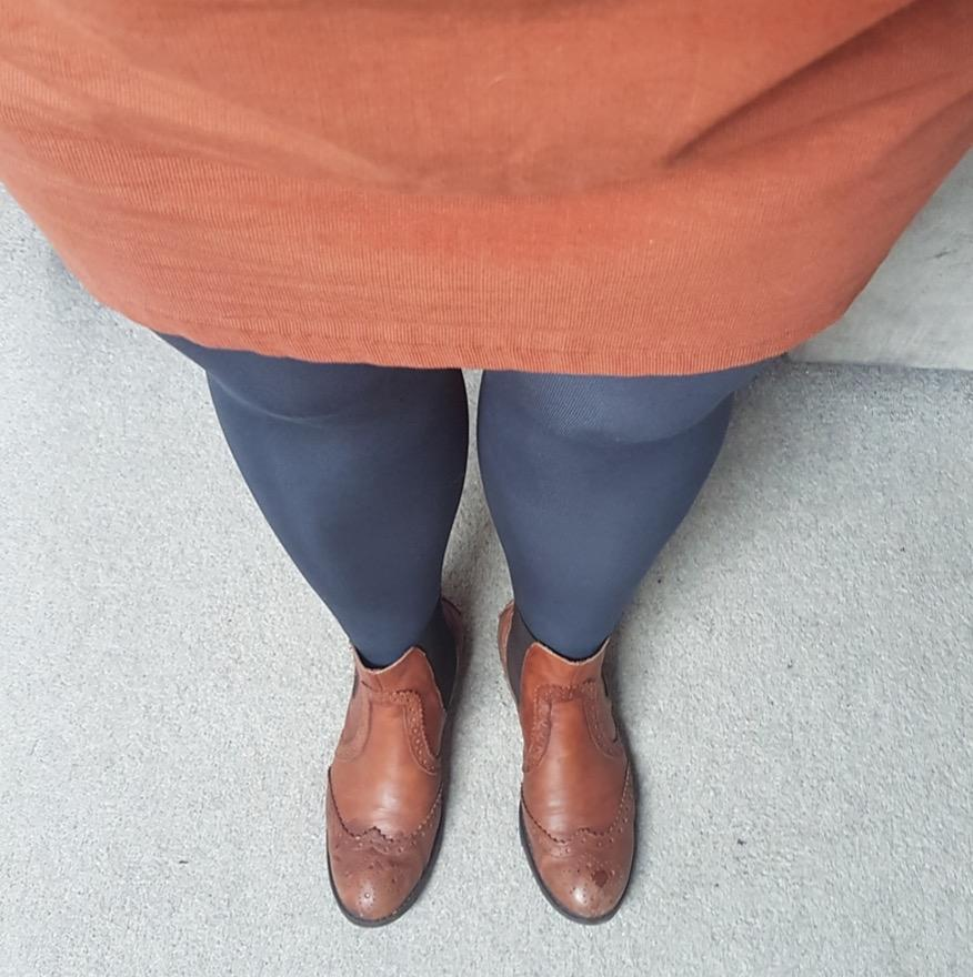 Tights - Opaque Tights - Slate