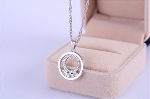 Women Necklace Pendant Choker Necklace Pendant Vintage Jewelry