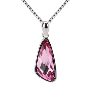 Stunning Pink Necklace For Women