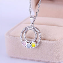 Load image into Gallery viewer, Women Necklace Pendant Choker Necklace Pendant Vintage Jewelry