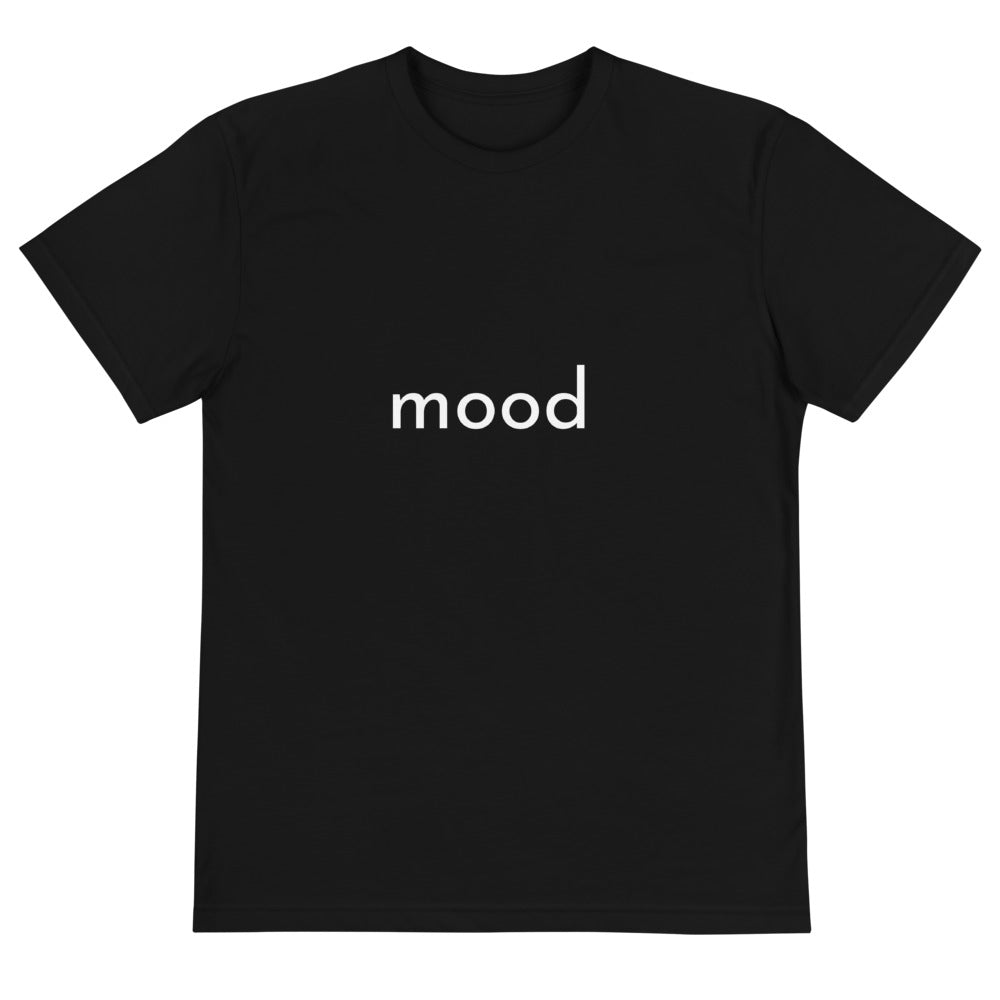 """Mood"" Sustainable T-Shirt"