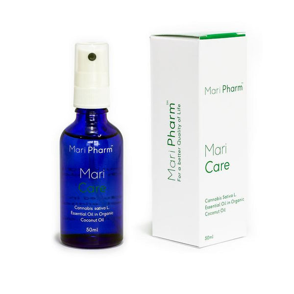 MARI PHARM MARI CARE ESSENTIAL CANNABIS OIL - 50ML