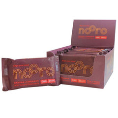 NOORO CBD RAW VEGAN FLAPJACK BANANA & CINNAMON BAR - 25MG