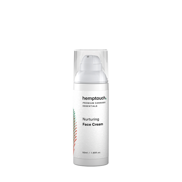 HEMPTOUCH CBD NURTURING FACE CREAM - 50ML