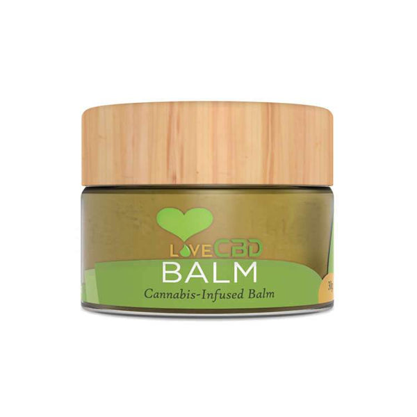 LOVE CBD BALM 100MG  – 10 GRAMS