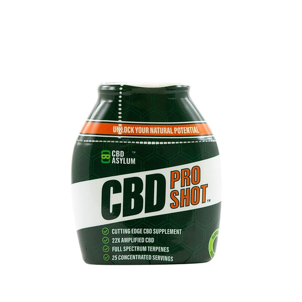 CBD Asylum CBD Pro Shot Beverage Enhancer/CBD Juice
