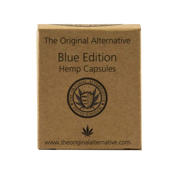 Blue Edition Capsules (Sativa) | The Original Alternative