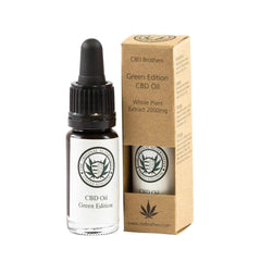 Green Edition Oil (Sativa) | The Original Alternative