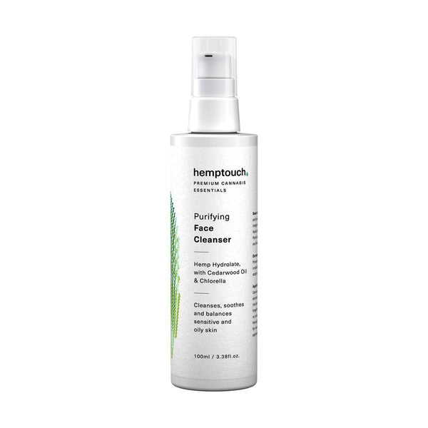 HEMPTOUCH PURIFYING FACE CLEANSER - 100ML