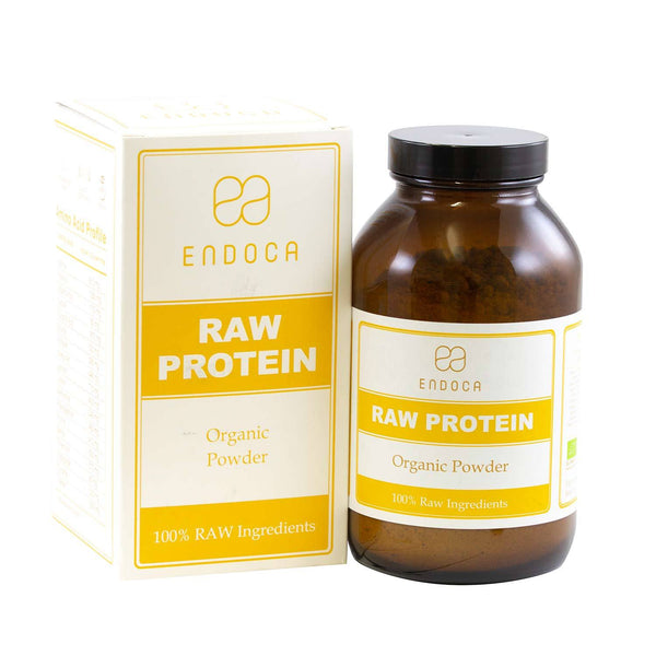 Raw Organic Hemp Protein Powder | Endoca