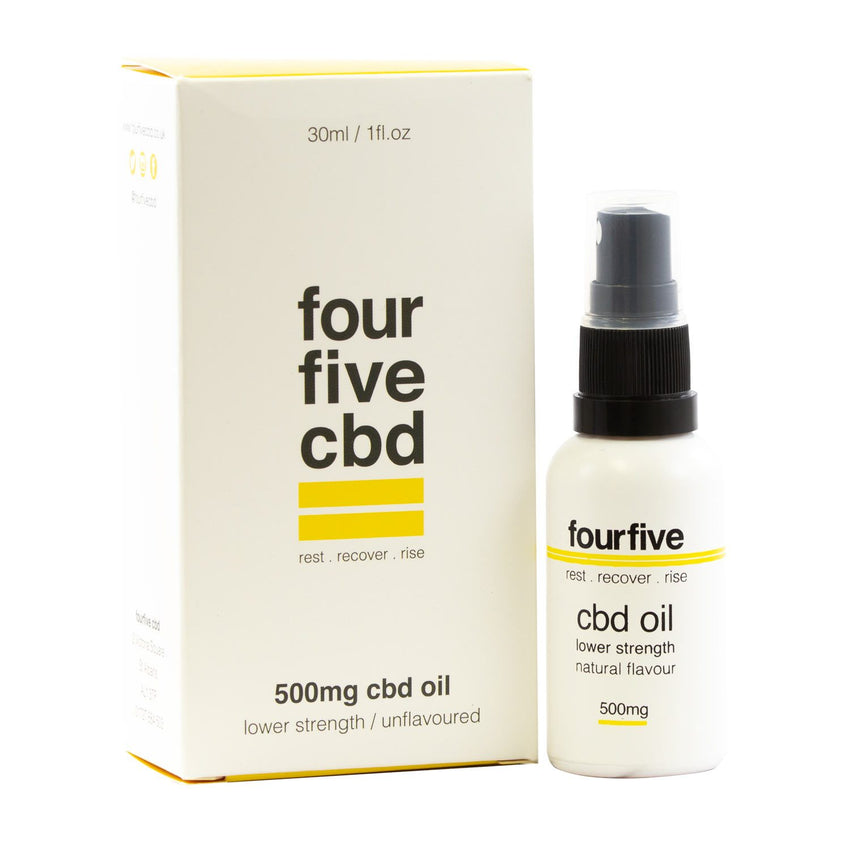 CBD Oil Spray | FourFive CBD