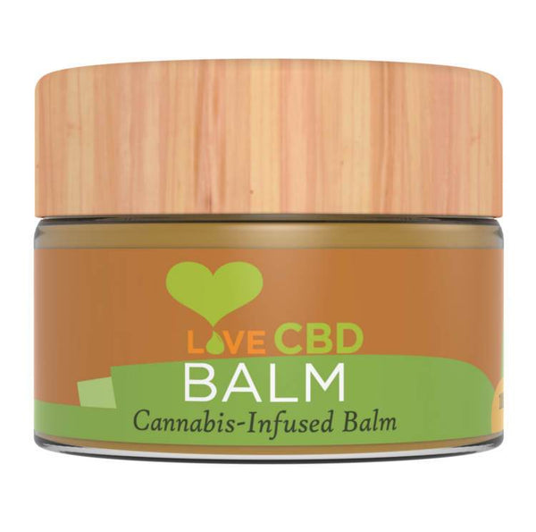 LOVE CBD BALM – 100 GRAMS (1000MG CBD)