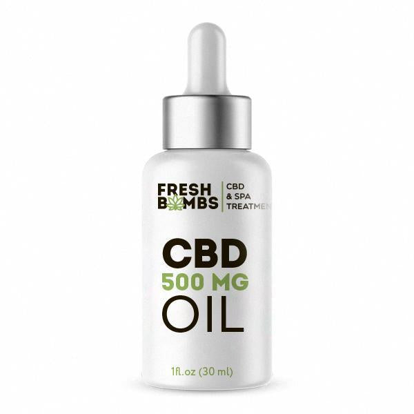 FRESH BOMBS CBD OIL  - 30ML