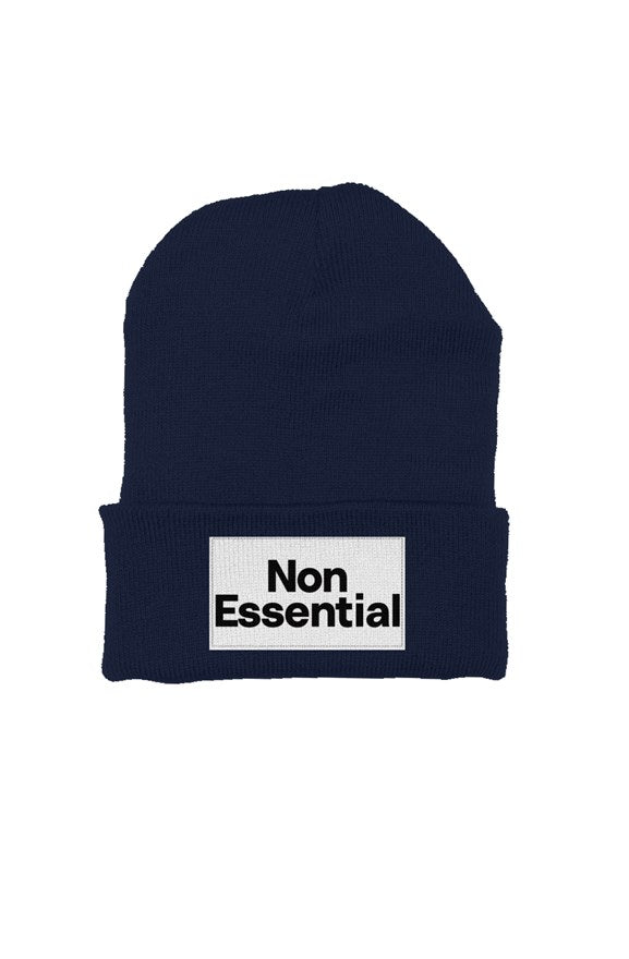 Non Essential Patch Beanie / Toque