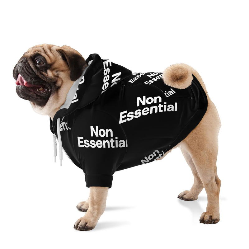 Non Essential Dog Hoody