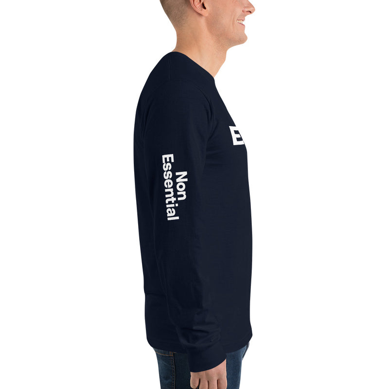 Non Essential Men's Long Sleeve T-shirt
