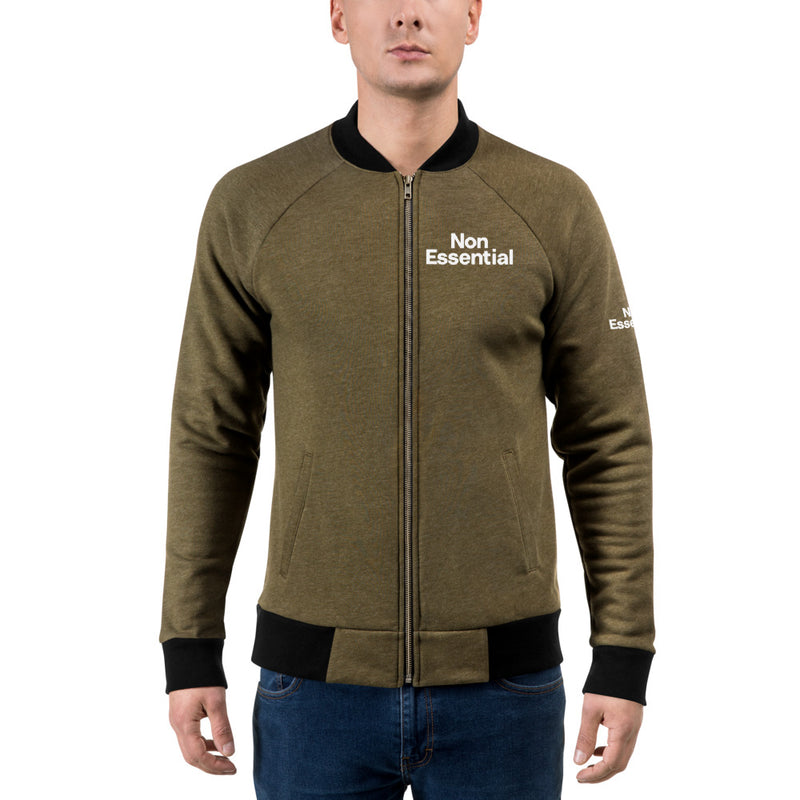 Non Essential Men's Bomber Jacket