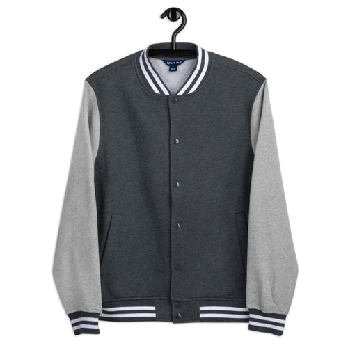 Non Essential Men's Letterman Jacket