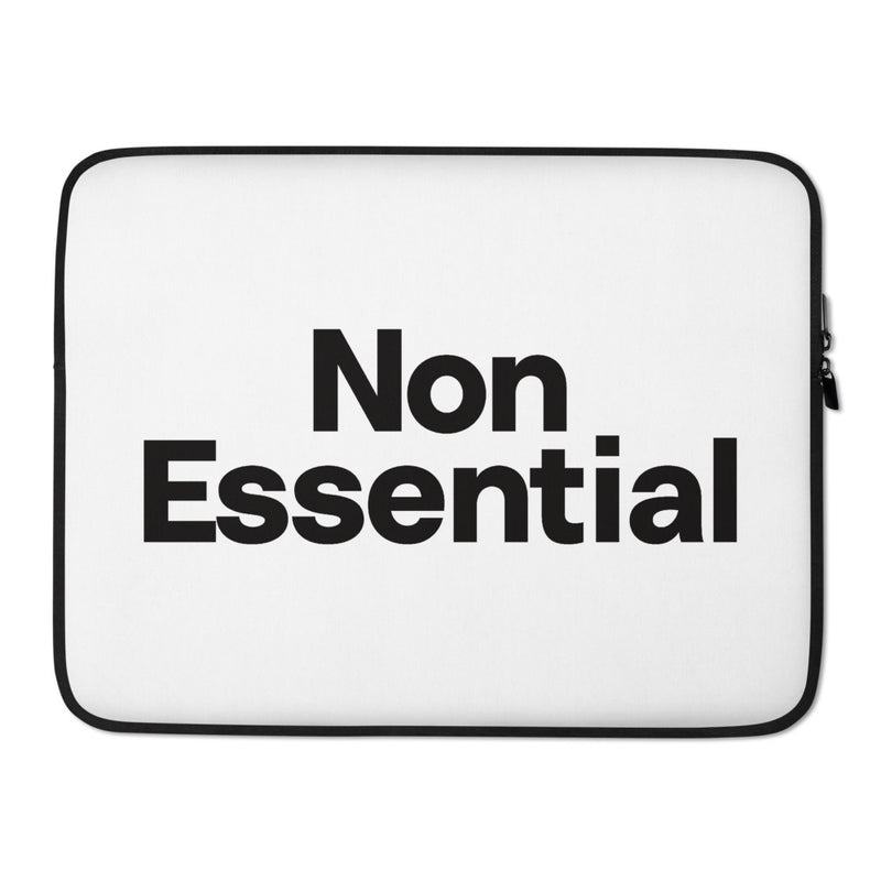 Non Essential Laptop Sleeve