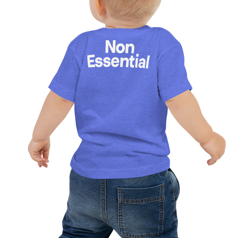 Non Essential Baby Jersey Short Sleeve Tee