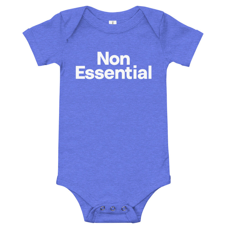 Non Essential Baby T-Shirt