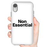 Non Essential iPhone Tough Case