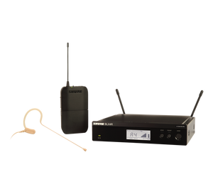 BLX14R/MX53 Wireless Headset System