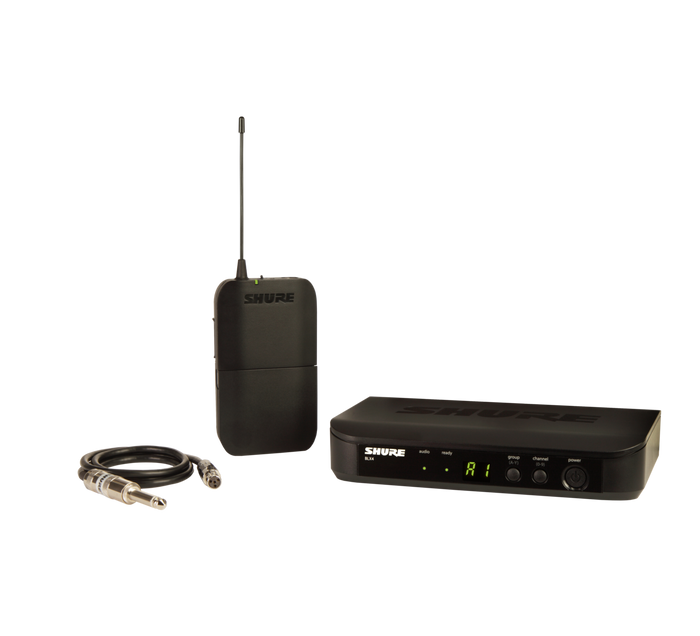 BLX14 Bodypack Wireless System (Freq: H10)