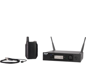 GLXD14R/93 Wireless Lavalier System