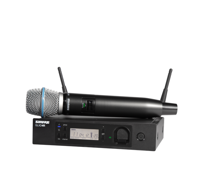 GLXD24R/B87A Handheld Wireless System