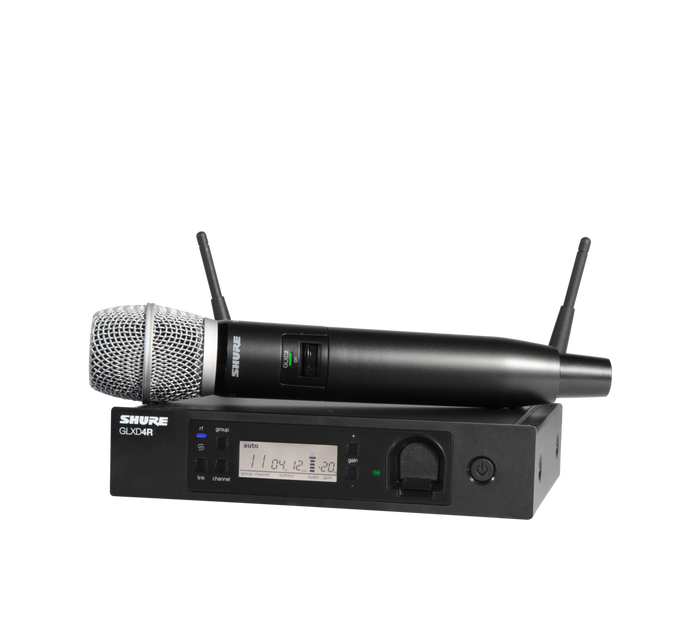 GLXD24R/SM86 Handheld Wireless System