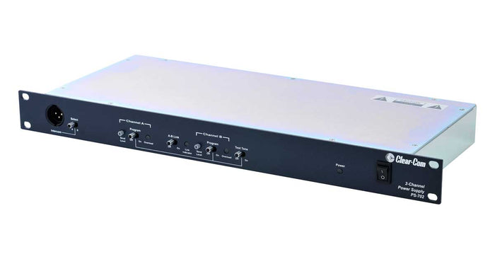 PS-702 Clear-Com 2 Channel Power Supply