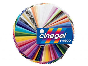 Cinegel Colour Filters: R3401-R3820
