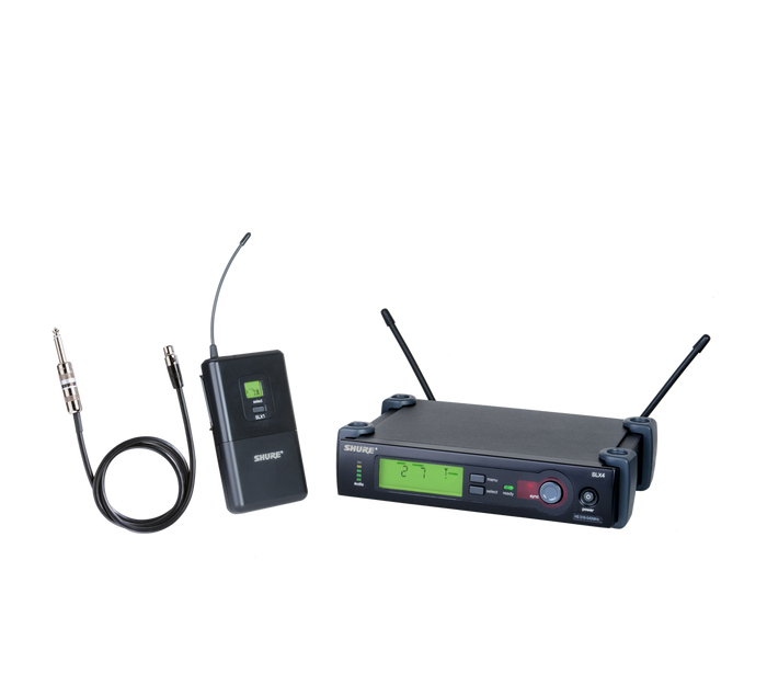 SLX14 Wireless Instrument System