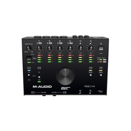 Air 192|14 8-In/4-Out USB Audio Interface