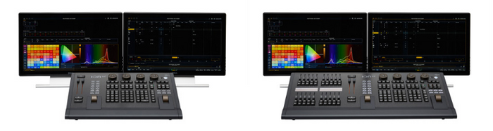 Ion XE Lighting Console Series