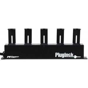 Pluglock 120V/15A Locking Outlet Strip