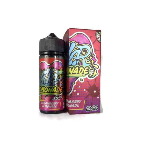 Killer Lemonade 0mg 100ml Shortfill (70VG/30PG) - vapingdeviluk