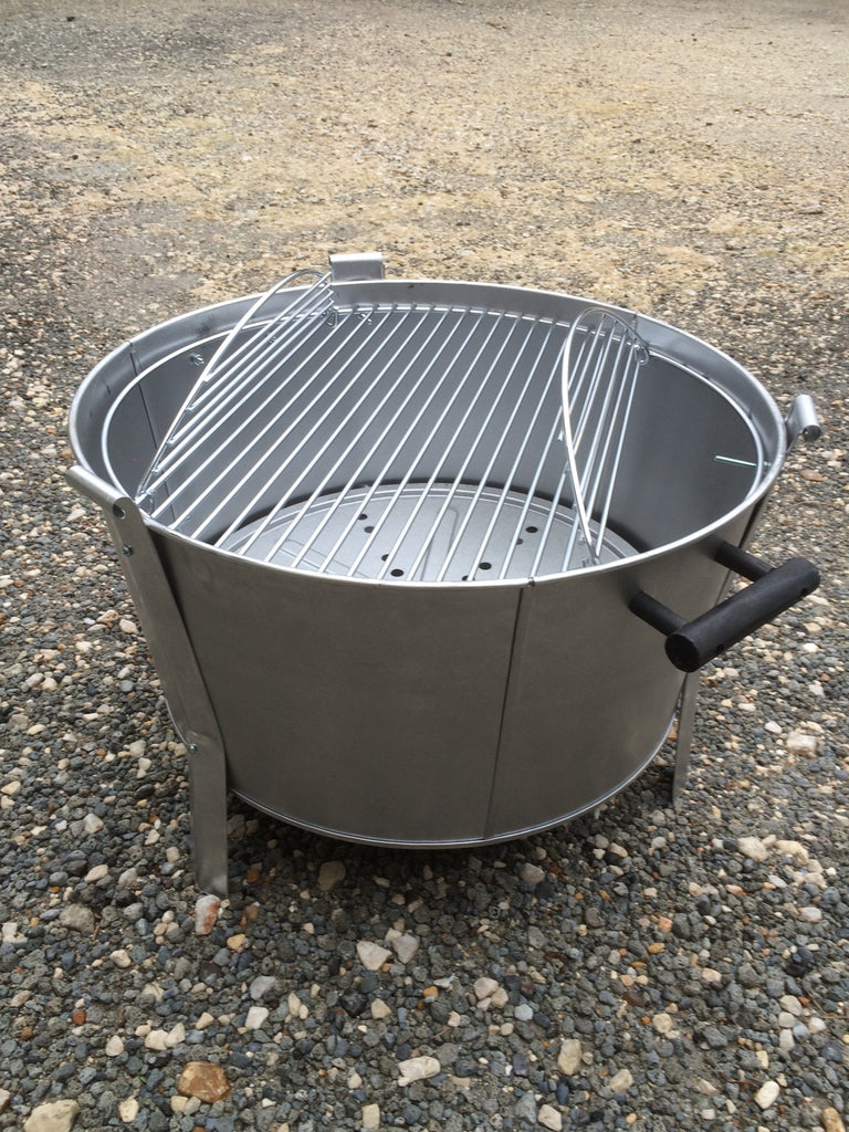 Flip Side Grill for #22 Old Smokey Charcoal Grill