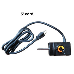 Electric Smoker Replacement Cord & Heat Control