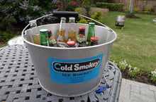Load image into Gallery viewer, Cold Smokey Ice Bucket
