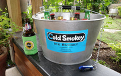 Cold Smokey Ice Bucket