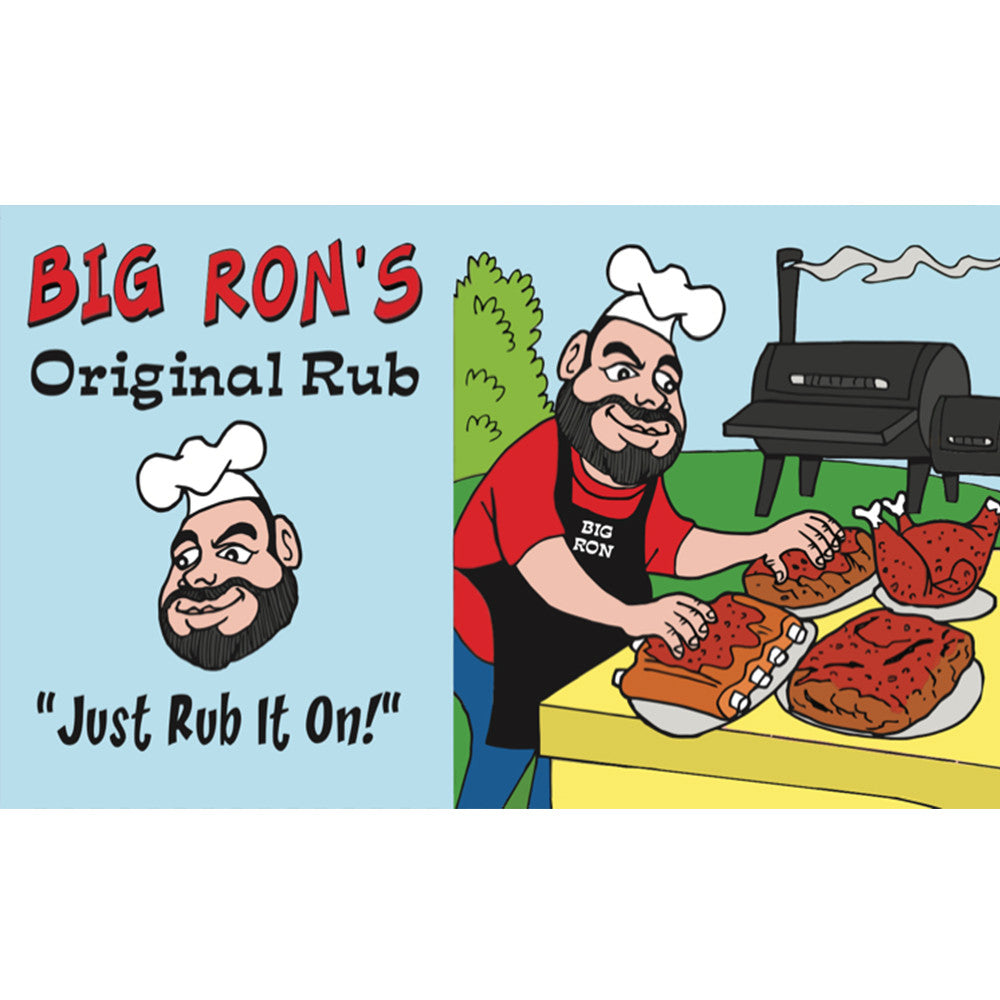 Big Ron's Original Rub